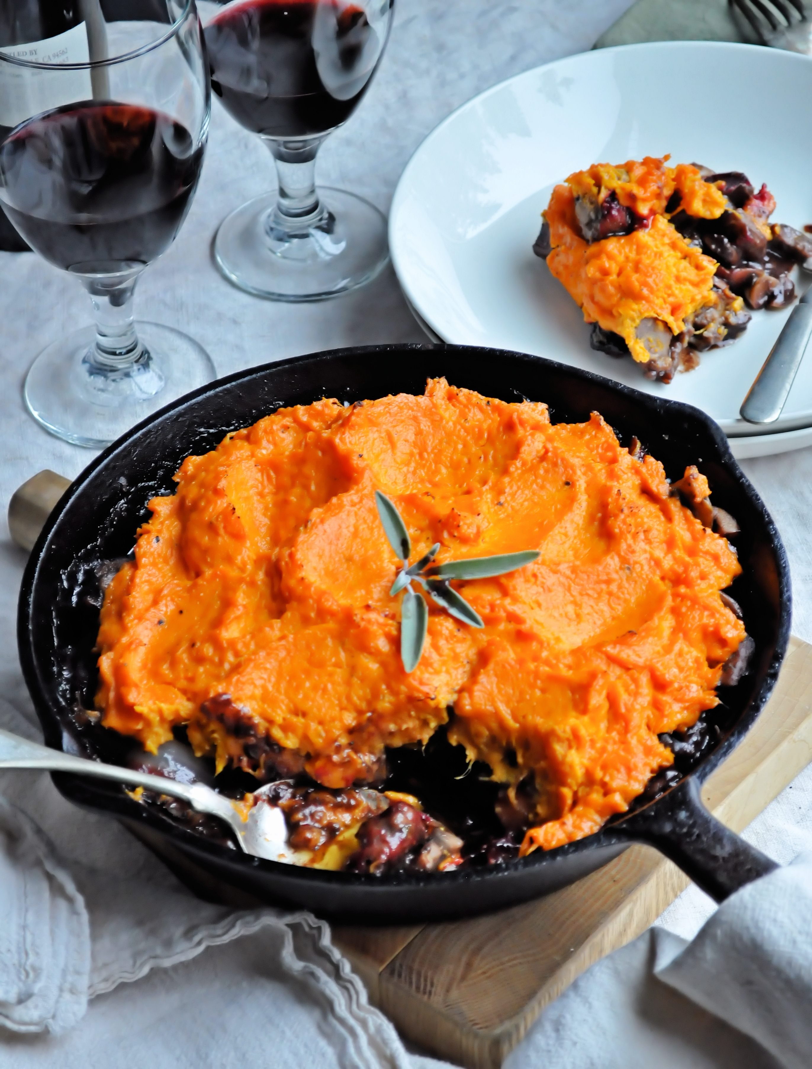 Lamb Roasted Root Vegetable Shepherds Pie 2 | Farmgirl Gourmet